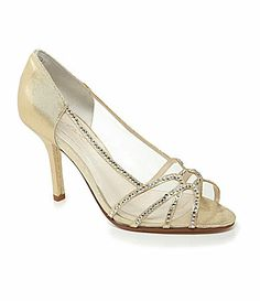 e6bebd269819 Caparros Horoscope Studded Pumps  Dillards Mother Of The Bride Shoes