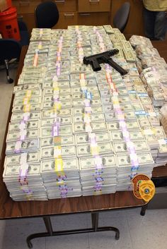 24 Million In Cash: picture brought to you by evil milk funny pics. Image related to 24 Million In Cash Cash Money, My Money, Extra Money, How To Make Money, Cash Cash, Money Bags, Miami, Money Stacks, Gold Money