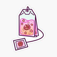 Stickers Cool, Preppy Stickers, Tumblr Stickers, Anime Stickers, Kawaii Stickers, Printable Stickers, Cute Food Drawings, Cute Kawaii Drawings, Arte Do Kawaii