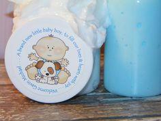 Puppy Love - Boy - Baby Shower Favors