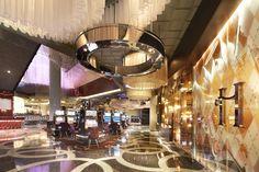 Casino floor of The Cosmopolitan