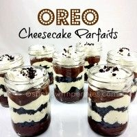 Recipe Submitted By: Spend with Pennies Click on the link below for the Oreo Cheesecake Parfaits recipe!  No Bake Oreo Cheesecake Parfaits