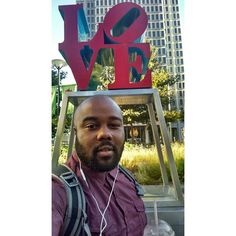 When you want to enjoy the park but you have work...  Grrr! #philly #love #lovepark