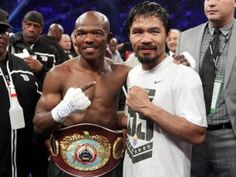 Manny Pacquiao vs. Timothy Bradley Rematch Set for April 12