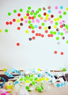 Hello Neon! A Neon Kids' Party — Eunice & Sabrina Moyle of Hello!Lucky | Apartment Therapy