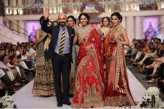 Hassan Shahryar Yaseen aka HSY is the name that needs no introduction when it comes to fashion and style. He is the name that comes first in mind whenever the bride-to-be starts its search for the perfect bridal dress for her big day