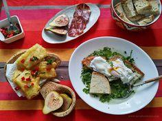 Receita de Açorda alentejana com tempura de bacalhau. Descubra como cozinhar Açorda alentejana com tempura de bacalhau de maneira prática e deliciosa com a Teleculinaria!