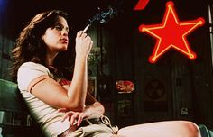 # 13 Vanessa Ferlito as Arlene in Death Proof - The 20 Hottest Women in Quentin Tarantino Movies Good People, Pretty People, Vanessa Ferlito, Death Proof, Movie Makeup, Film World, Kim Basinger, Mary Elizabeth Winstead, Quentin Tarantino