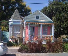 shotgun houses | Shotgun House Begone New Orleans Architecture Bad Renovation | the ...
