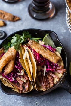 Umm, yesss... today we are doing tacos! The post Corned Beef Tacos with Beer Battered Fries. appeared first on Half Baked Harvest.