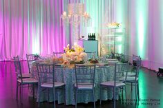table and lighting by DT