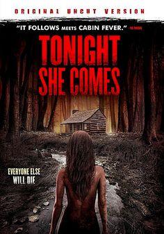 TONIGHT SHE COMES UNCUT VERSION DVD (THE ASYLUM)