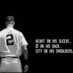 He is so amazing, selfless, humble, and a great shortstop.