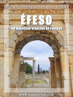 A cidade greco-romana de Éfeso: um magnífico regresso ao passado via @joaoleitao