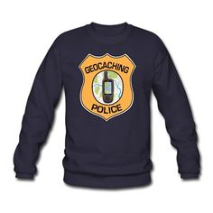 Geocaching Police svetaripaita | Timon kioskin paitakauppa