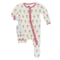 - Peacock Baby 3-6 Months Kickee Pants Baby Girls Ruffle Sweatpants