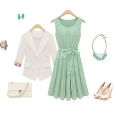 23 Spring Trendy Polyvore Combinations ~If I could find that dress for graduation I would be a happy girl~