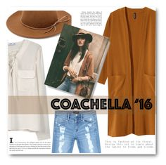 """I shall meet you @Coachella"" by alisijaa ❤ liked on Polyvore featuring H&M, Bebe, MANGO, RHYTHM, contest, coachella and contestentry"
