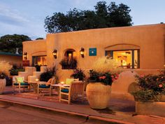 santa fe new mexico images | Inn of the Five Graces: New Mexico Hotels : Condé Nast Traveler