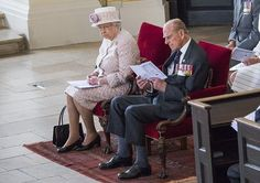 Prince Philip has described the Queen's role as the 'Commonwealth physiotherapist' as she has a deep understanding of all the countries of Britain's former empire