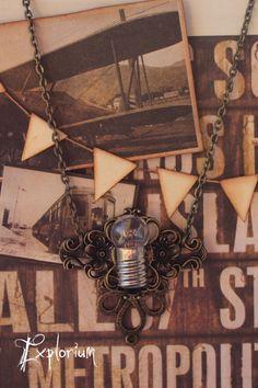 Lumières (collier) de Explorium sur DaWanda.com
