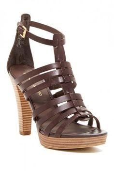 Franco Sarto Bauble Sandal $54.97 thestylecure.com