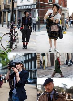 If You're Thinking About…..Newsboy Caps « The Sartorialist