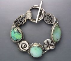 Shades of Blue. The Prettiest Bracelet I have ever seen!!!