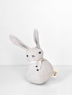 Polka Dot Club Rabbit