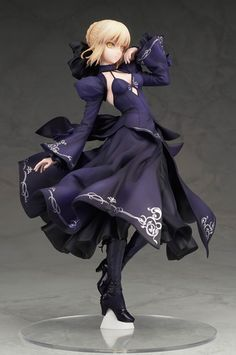 [Fate/Grand Order] - 세이버 아르토리아 팬드래곤 드레스 Ver. 1/7