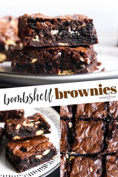 Oreo Dessert, Cheesecake Desserts, Cookie Desserts, Dessert Bars, Just Desserts, Delicious Desserts, Yummy Food, Fudgy Brownie Recipe, Oreo Brownies