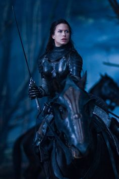 "Rhona Mitra, ""Underworld: Rise of the Lycans"", 2009"