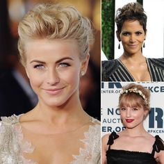 Wedding Hairstyle Ideas For Short-Haired Brides