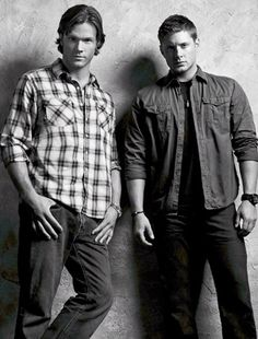 Loved Supernatural from the very begining. Jared Padelecki and Jensen Ackles aren't bad to look at either.