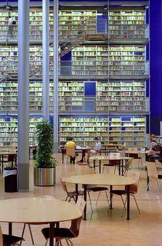 delft library via Flickr