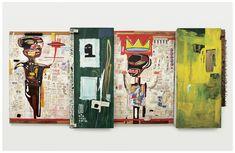 J-M Basquiat - Fondation Louis Vuitton - Paris Fondation Louis Vuitton, Willem De Kooning, Frank Gehry, Keith Haring, Andy Warhol, Picasso, Jean Michel Basquiat Art, Louis Vuitton Paris, Pop Art