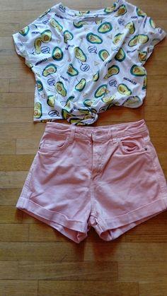 I really like clothes from bershka!