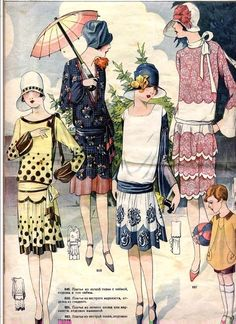 Fashions of the Season, 1929