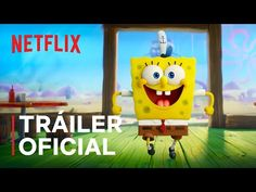 The SpongeBob Movie: Sponge on the Run | Trailer | Castilian Spanish Version | Netflix Spain! Trailer, Netflix, Cinema, Guy Best Friend, Bffs, Movies, Spongebob, Movie Theater