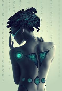 Dink aan LED's onder die vel.   Cyberpunk More at http://atechpoint.com/ #tech #atechpoint