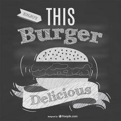 How about a great blackboard menu template? http://www.freepik.com/free-vector/blackboard-restaurant-fast-food-menu_714312.htm