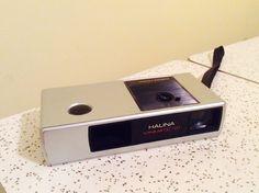 I have a Halina Minimatic 101 Pocket camera.