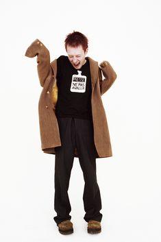 Thom Yorke - #Radiohead - By Ian Rankin 1996