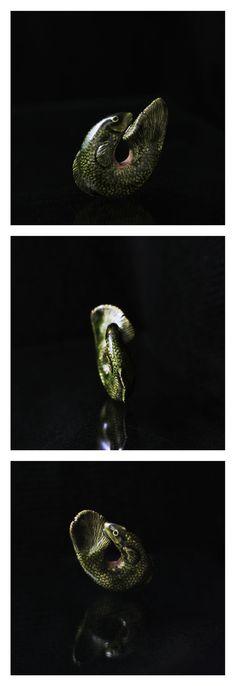 Ryba 5. by karolina-g / ceramic / ceramika