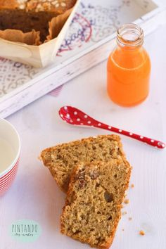Ideas y cosas ricas Banana Bread, French Toast, Food And Drink, Yummy Food, Favorite Recipes, Meals, Chocolate, My Favorite Things, Breakfast