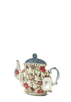 Sublime a Little Teapot Makeup Bag, #ModCloth