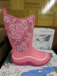 863a41013bf 19 Best Kid's Muck Boots images in 2013 | Kids muck boots, Muck boot ...