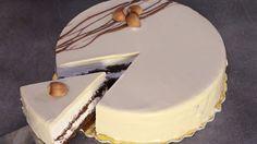 Bueno Cake, Vanilla Cake, Sweet Recipes, Panna Cotta, Sweet Tooth, Eye Candy, Cheesecake, Sweets, Baking