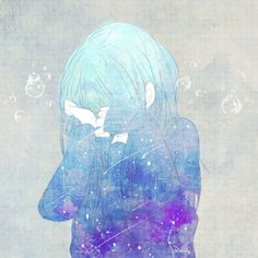 Image about cute in kawaii anime by slap that baka Anime Girl Crying, Sad Anime Girl, Girls Anime, I Love Anime, Manga Girl, Sad Girl, Awesome Anime, Anime Galaxy, Galaxy Art