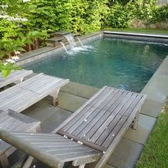 271 best Plunge Pools images on Pinterest | Petite piscine ...